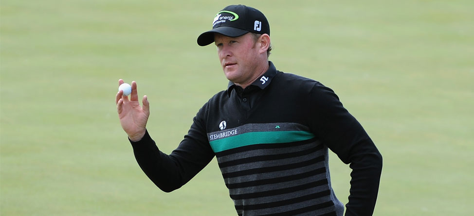 TaylorMade Inks European Ryder Cup Player Jamie Donaldson