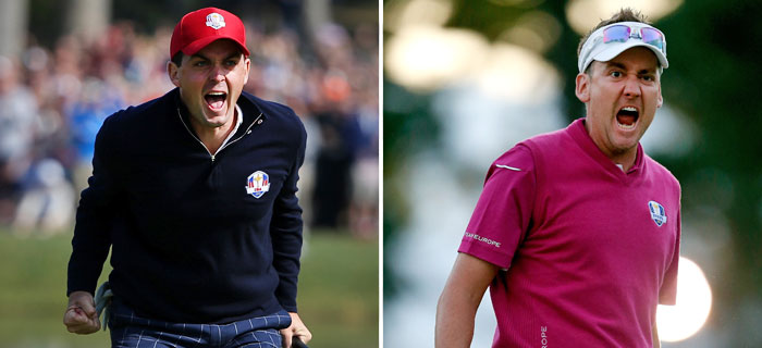 Rory McIlroy on Keegan Bradley & Ian Poulter: 'They're Both Nuts'