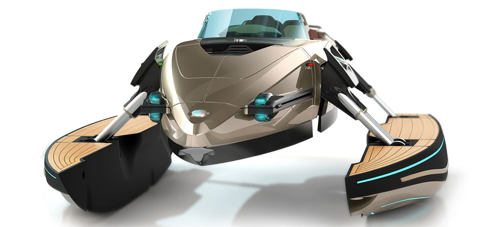 Kormaran: The Transforming Boat You Didn't Know You Needed
