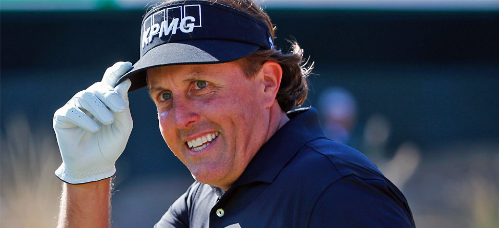 Comeback King: Phil Mickelson Retorts 'Suck On That'
