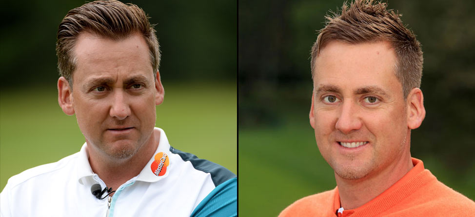 A New Hairdo And Some Hair Don'ts For Ian Poulter