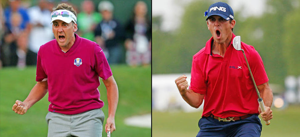 Billy Horschel Wants on U.S. Ryder Cup Team to Face Ian Poulter