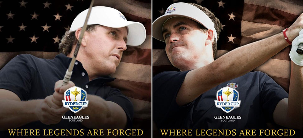 Team USA Ryder Cup Posters Will Get You Pumped