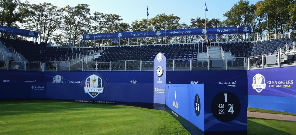 Ryder Cup By The Numbers: More Than 15 Miles of Rope and More