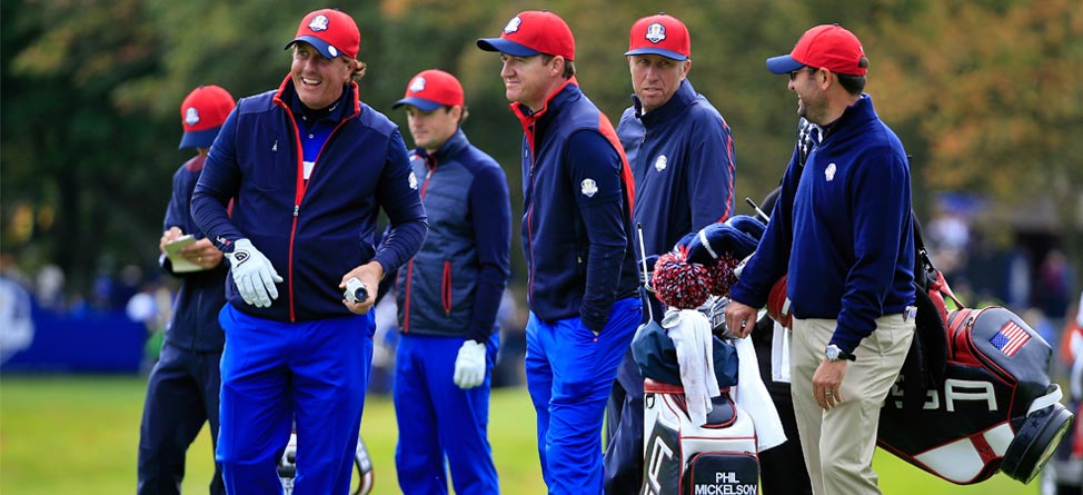 Ryder Cup Odds: Underdog Americans Worth A Wager