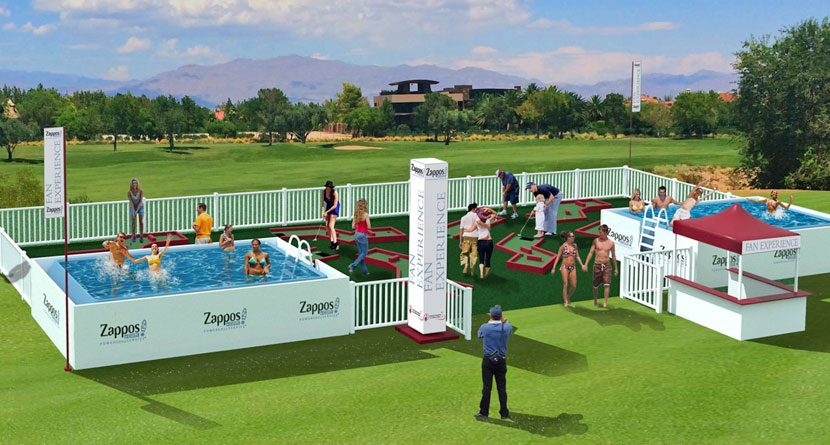 Pool Parties, Nightlife Coming To PGA Tour In Las Vegas
