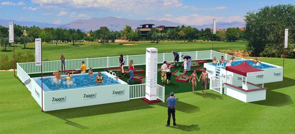 Pool Parties, Nightlife Coming To PGA Tour In Las Vegas