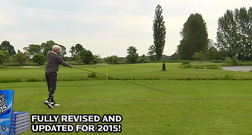 The World's Longest Golf Club Is Highly Impractical, Yet Also Incredible