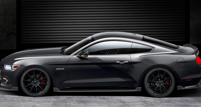 Sunday Drive: 2015 Ford GT Mustang Hennessey Edition