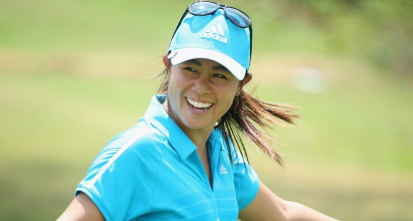 Another Week, Another Ace, Another Car For LPGA's Danielle Kang