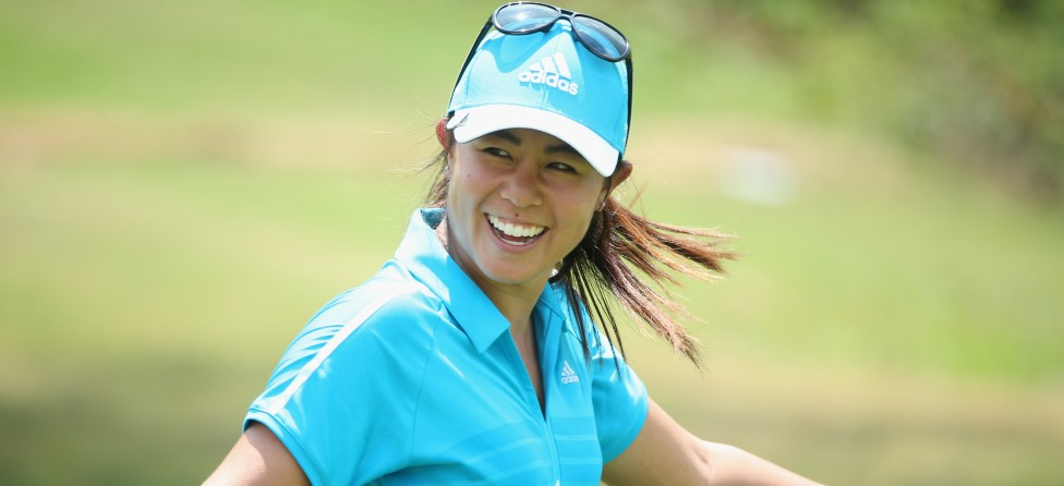 Another Week Another Ace Another Car For Lpga S Danielle