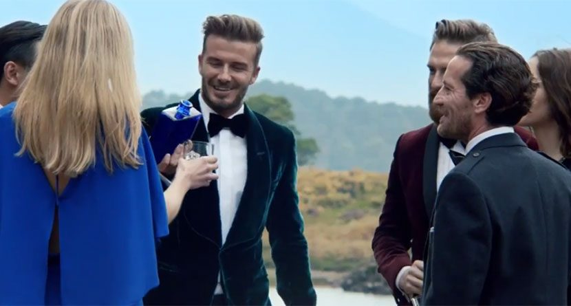 David Beckham Launches New Haig Club Scotch