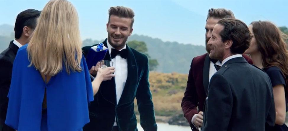 David Beckham Launches New Haig Club Scotch