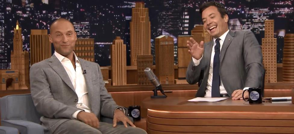 Derek Jeter Has A Golf-ish Story That Would Embarass Jimmy Fallon