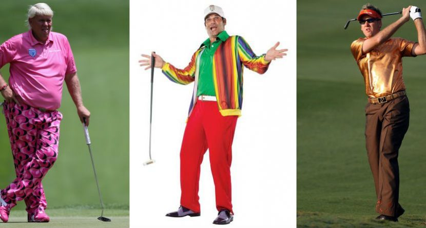 9 Golfers You Could Dress Like For Halloween