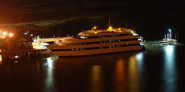 Emerald Princess II cruise ship