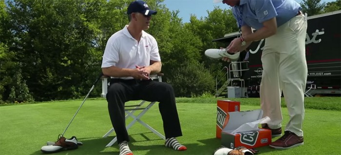FootJoy's Contour Series Makes It Easy To Be Comfortable Anywhere
