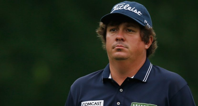 It Sounds Like Jason Dufner Enjoyed Not Playing Golf