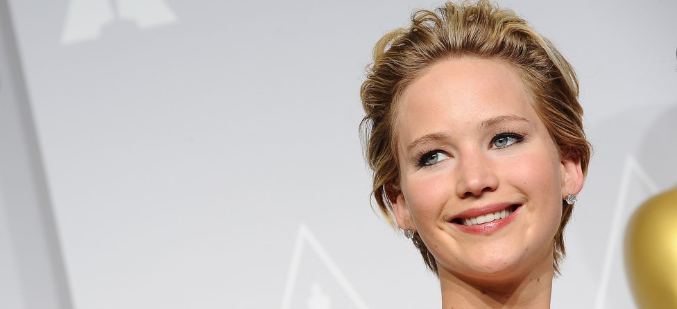 Jennifer Lawrence anchor