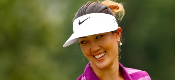 Back For More: Michelle Wie Eats Live Squid Again