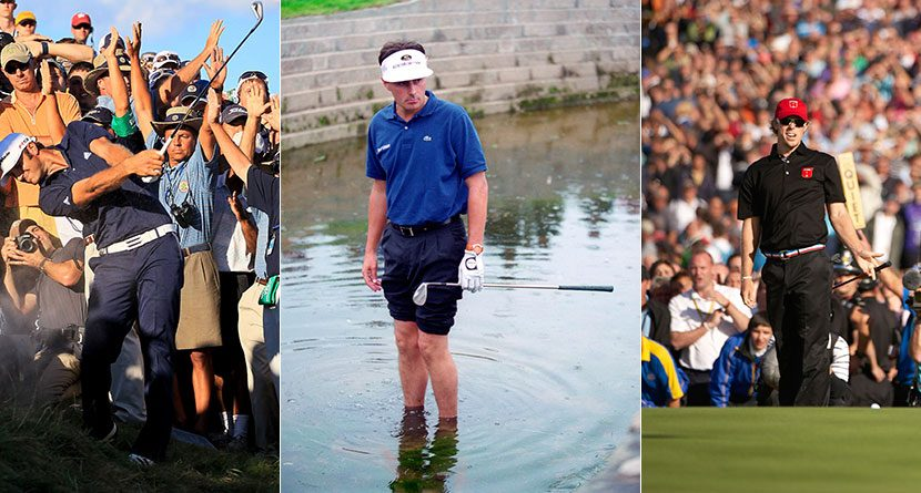 Mulligan Day: 7 Golfers Who Could Have Used a Mulligan