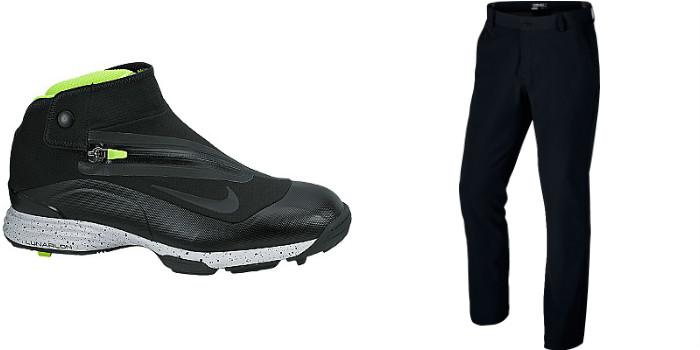 Nike Golf Pants and Lunar Bandon