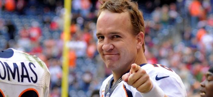Peyton Manning anchor