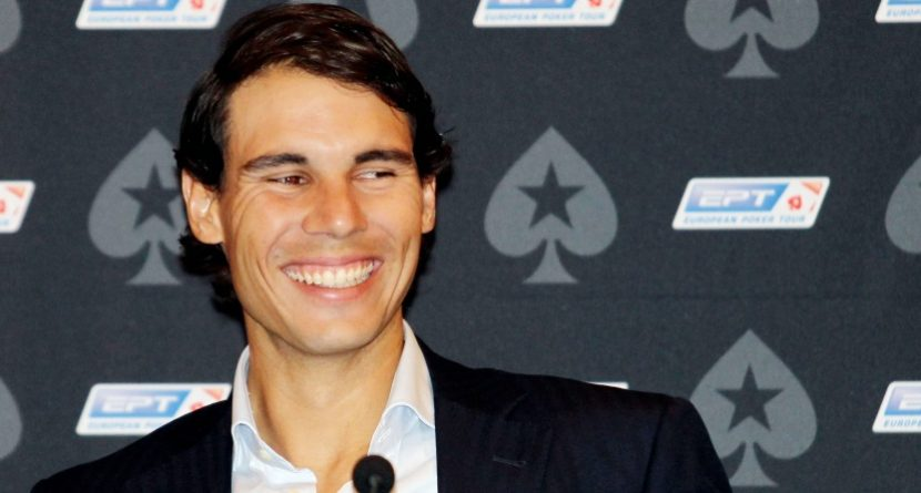 Rafael Nadal Gets Hit With Golf Ball, Loses Memory?