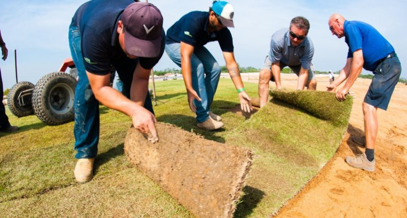 Grass On Rio Olympic Golf Course May Get Ripped Up