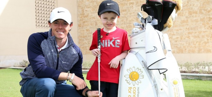 Rory McIlroy Donates $1.6 Million To Build Children's Cancer Center