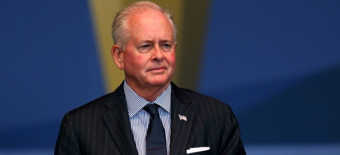 PGA Of America Fires Ted Bishop For Insensitive Comments