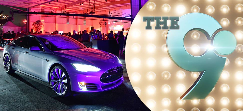 The 9: Tesla Unveils New Model, Mickelson's Comments False & More