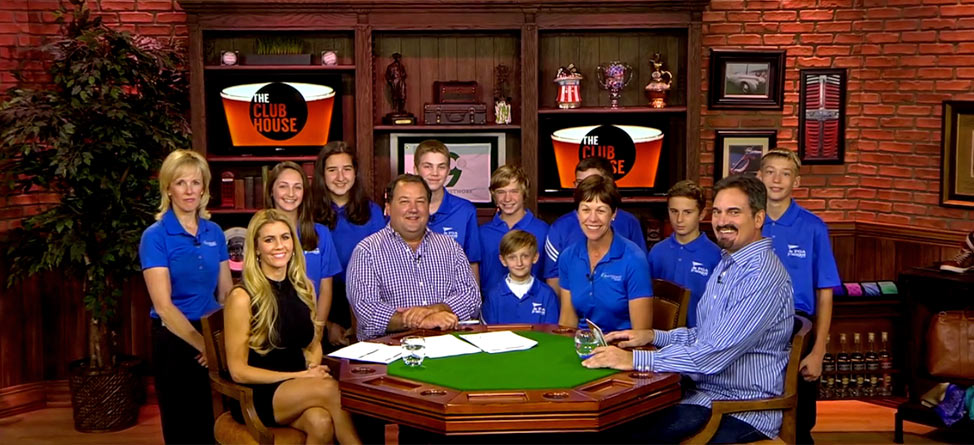 The Clubhouse: Suzy Whaley & The PGA Junior League All-Star Team