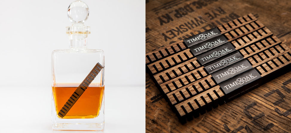 Time & Oak: 'Whiskey Elements' Can Customize Your Whiskey In 24 Hours