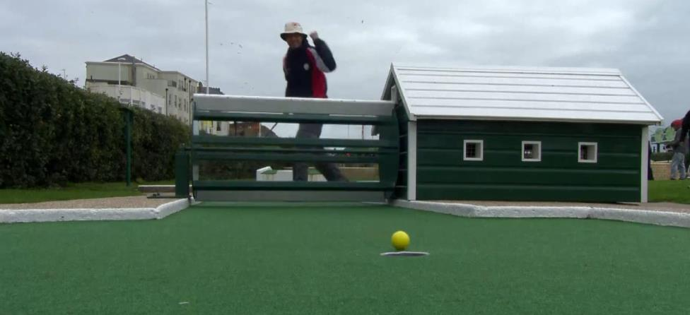The World Crazy Golf Championship Is A Real Thing