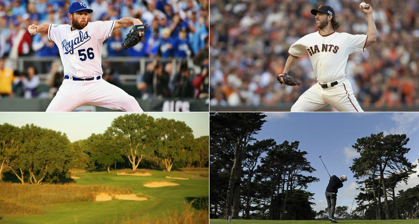 Kansas City vs. San Francisco: The World Series of Golf Courses