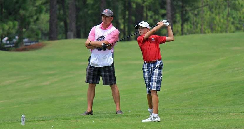 11-Year-Old Golfer Commits To UConn