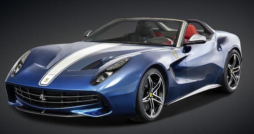 Extremely Rare Ferrari F60 America Sells For $2.5 Million Each