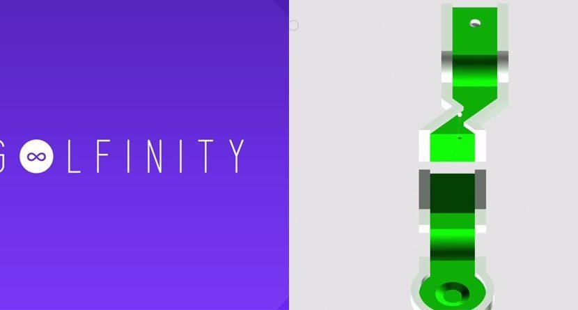 New iPhone 'Golfinity' Game Looks Simply Addicting