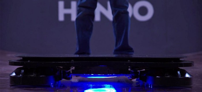 Back To The Future: The Hoverboard Is Real And It's Expensive