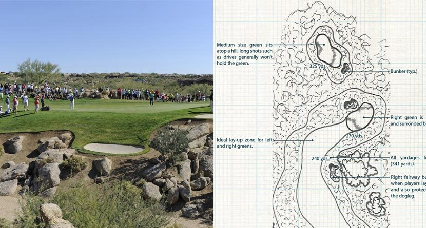 Tournament Hole Of The Week: Charles Schwab Cup Championship