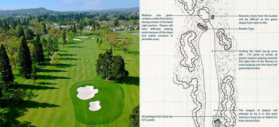 Tournament Hole Of The Week: Frys.com Open