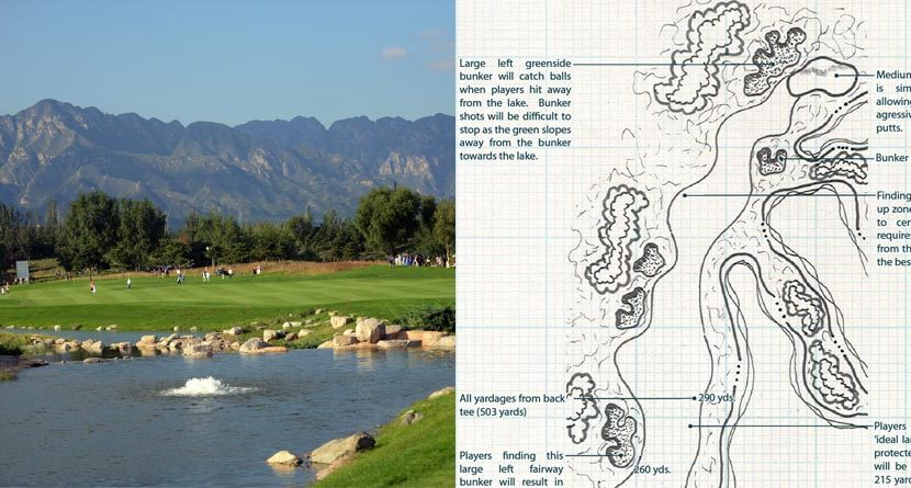 Tournament Hole Of The Week: Reignwood LPGA Classic