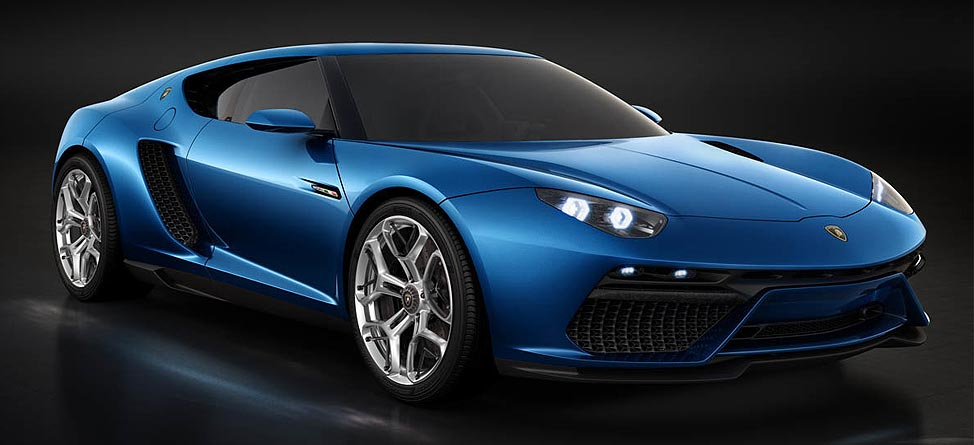 New 910-Horsepower Lamborghini Hybrid Is Stunning