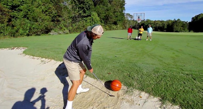 March Madness: Is This The Greatest Trick Shot Video Ever?