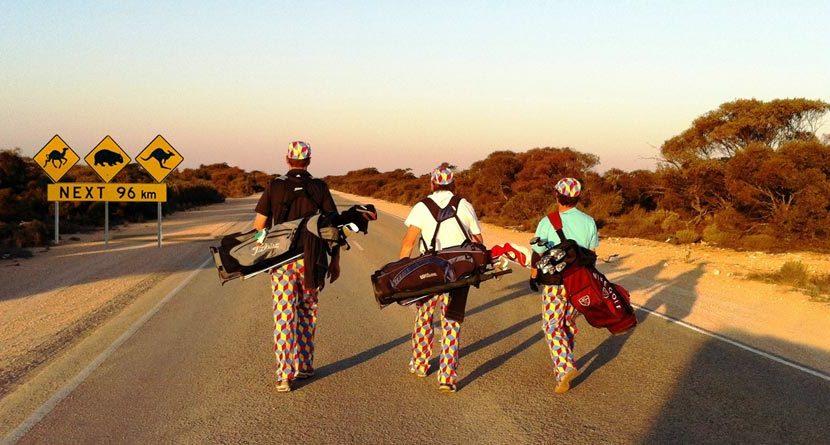 Long Drive: World's Longest Golf Course Spans 848 Miles