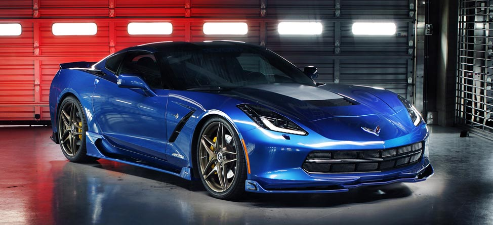 First Look: Revorix Corvette Stingray