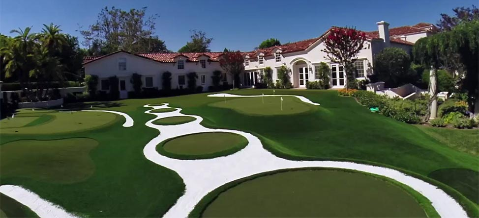Mansion With Top-Notch Golf Area Sells For $14.3 Million