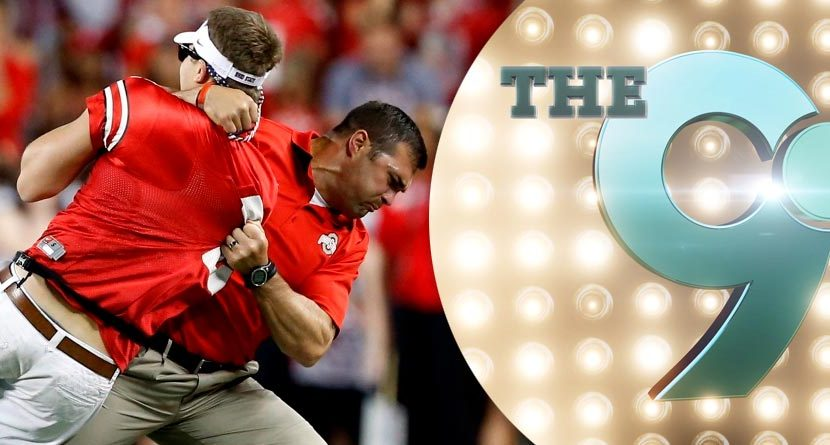 The 9: Ohio State Caddie Keeps Scholarship, iPad Air 2 Unveiled & More