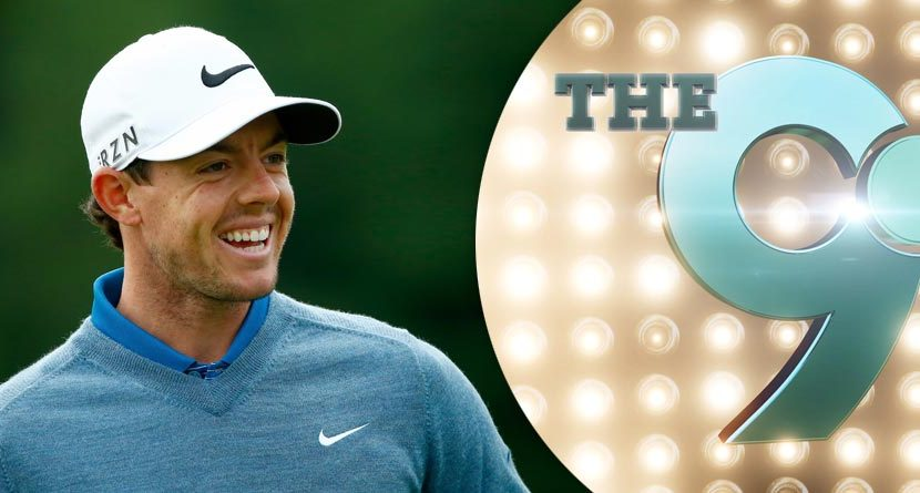 The 9: Rory's A Ladies Man, Poulter Rips Faldo & More